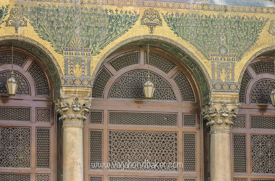 6th Century mosaics