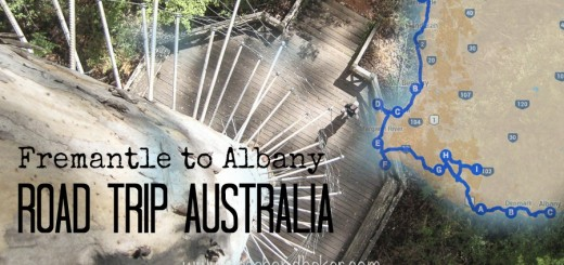 Fremantle to Albany Road Trip Australia