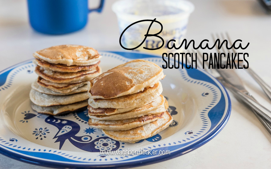 Banana Scotch Pancakes-9068