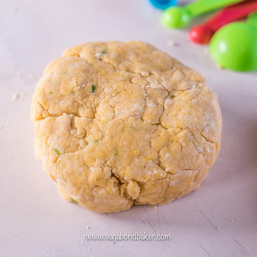 Cheese Pan Scones