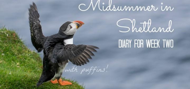 Midsummer in Shetland wktwo