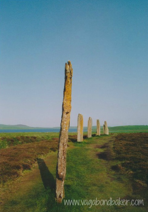 Ring of Brodgar Scanned
