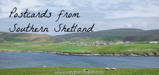Postcards from Southern Shetland