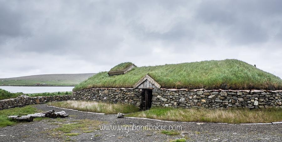 Viking Longhouse Reconstruction