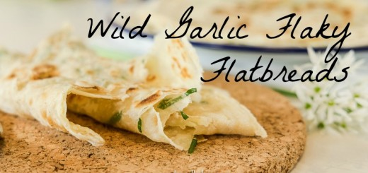 Wild Garlic Flatbreads