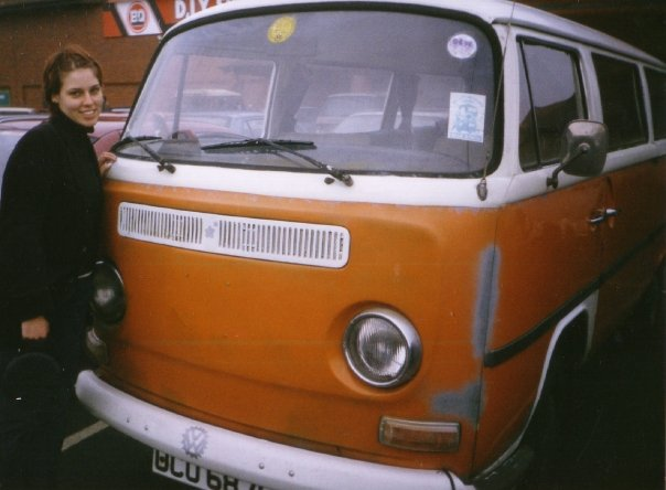 vw 72' bus