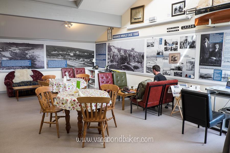 Hoswick Visitor Centre