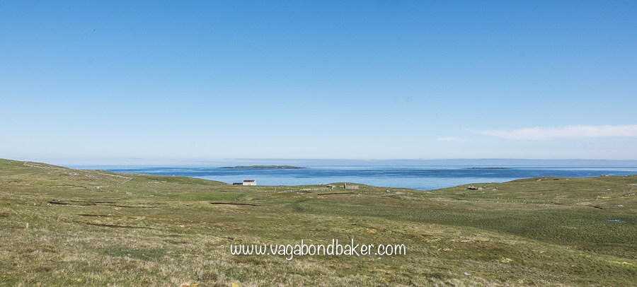 A quiet corner of Whalsay