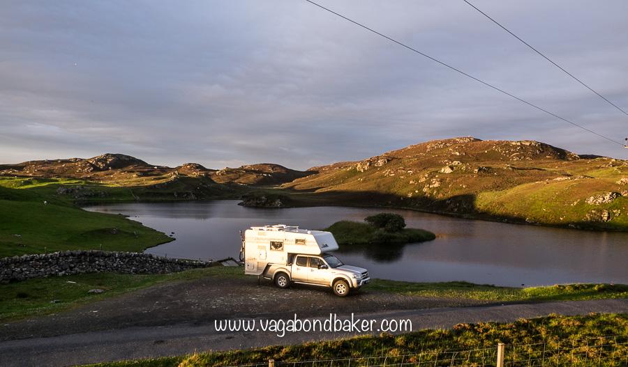 Demountable Camper, Truck Camper, Shetland