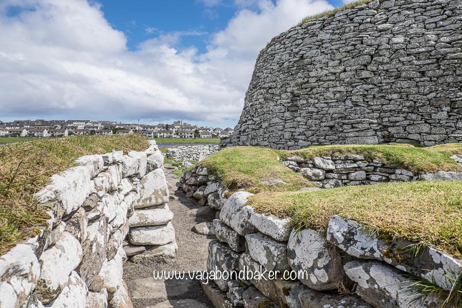 Clickamin Broch Shetland