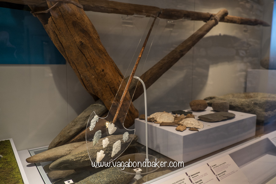 Prehistoric tools