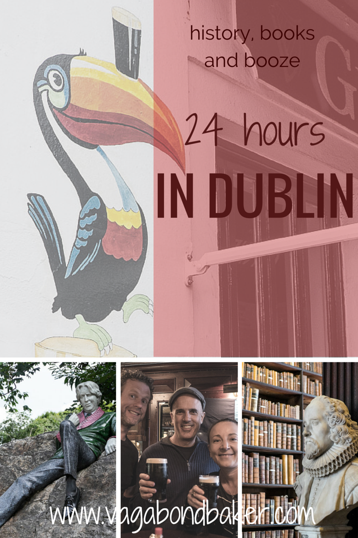 24hrs in Dublin