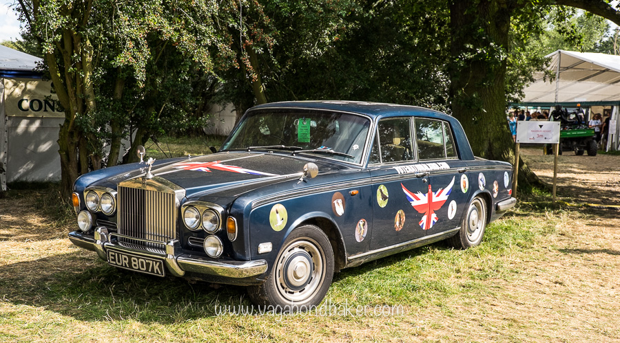 National Bird of Britain Rolls