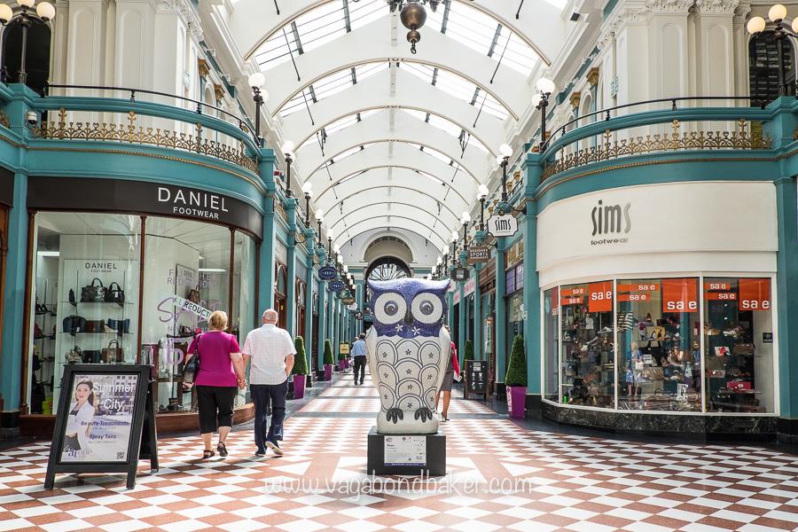 Great Western Arcade, Birmingham
