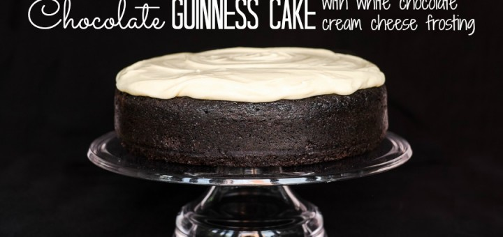 Chocolate Guinness Cake 1-