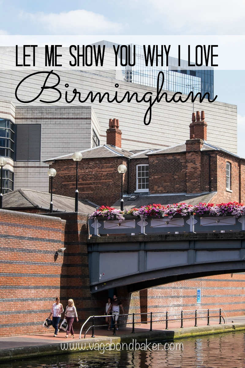 Let Me Show You Why I Love Birmingham