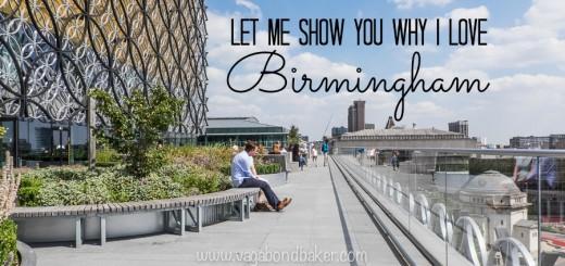 Why I love Birmingham