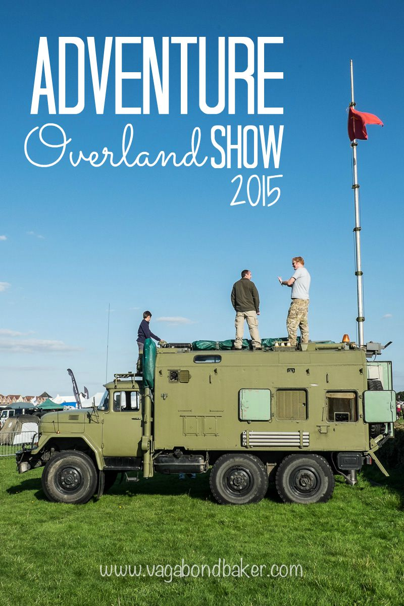 Adventure Overland Show 2015