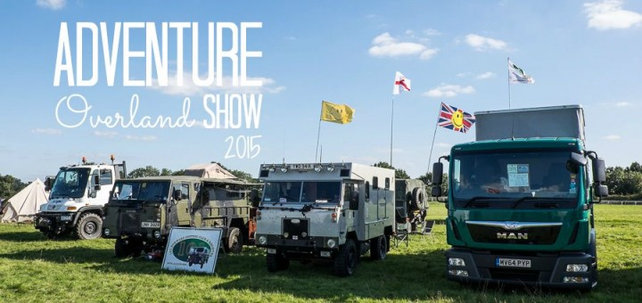 The Adventure Overland Show 2015