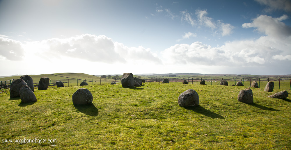 Throws Stone Circle // Dumfries and Galloway