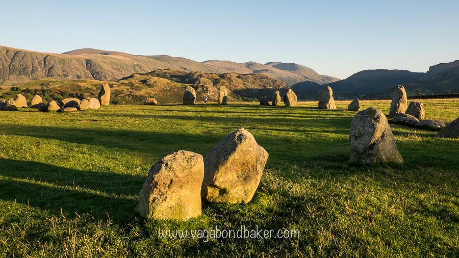 Castlerigg Stone circle // Keswick