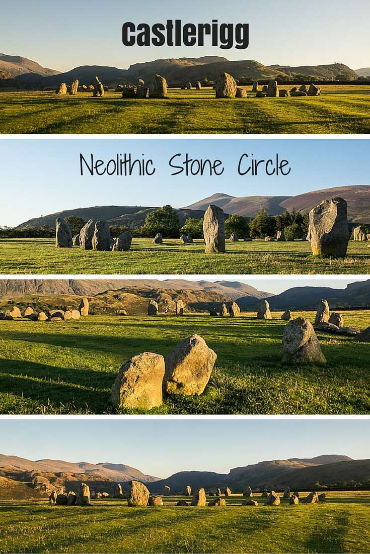 Castlerigg // Stone circle // Lake District