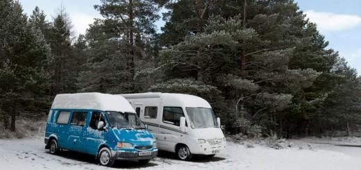 Snow Life Vanlife