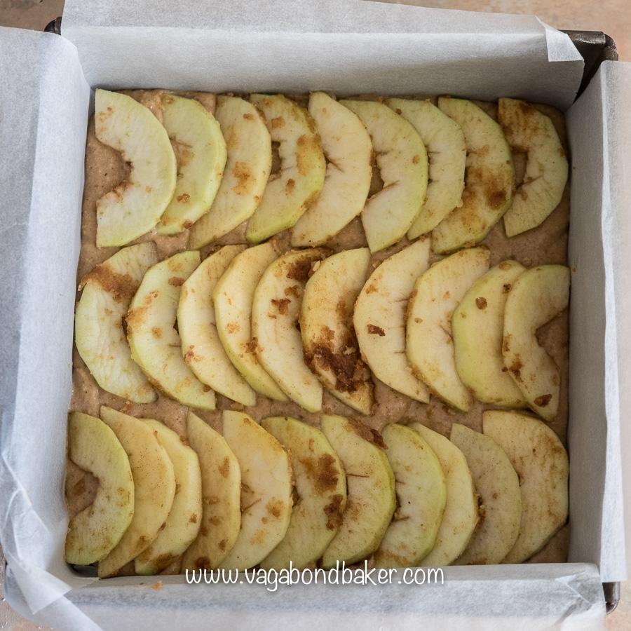 Autumn Apple Cake-8399