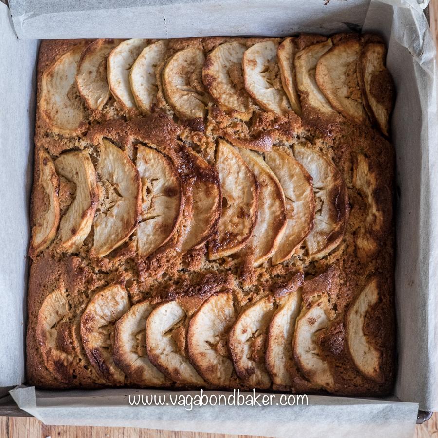 Autumn Apple Cake-8400
