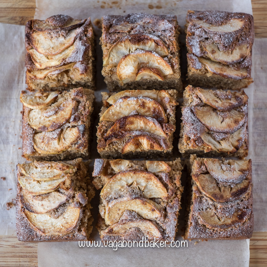 Autumn Apple Cake-8404