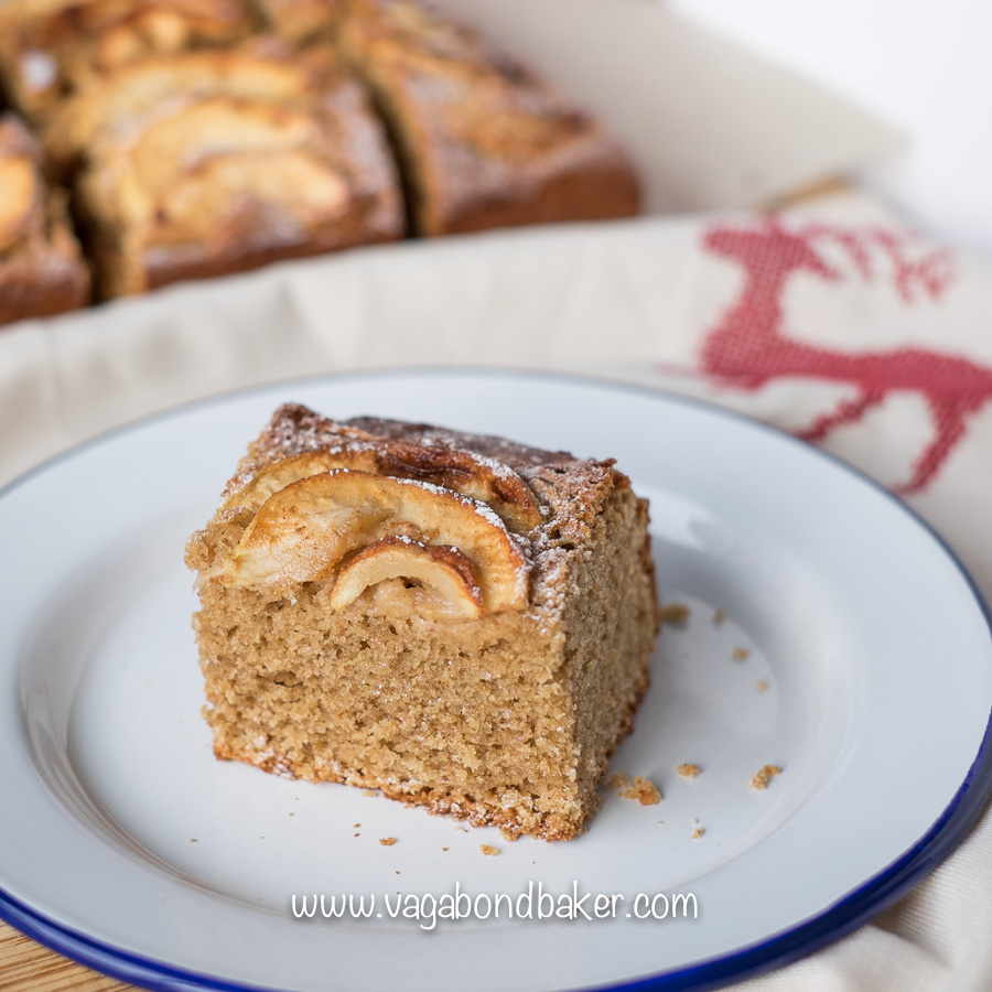 Autumn Apple Cake-8431