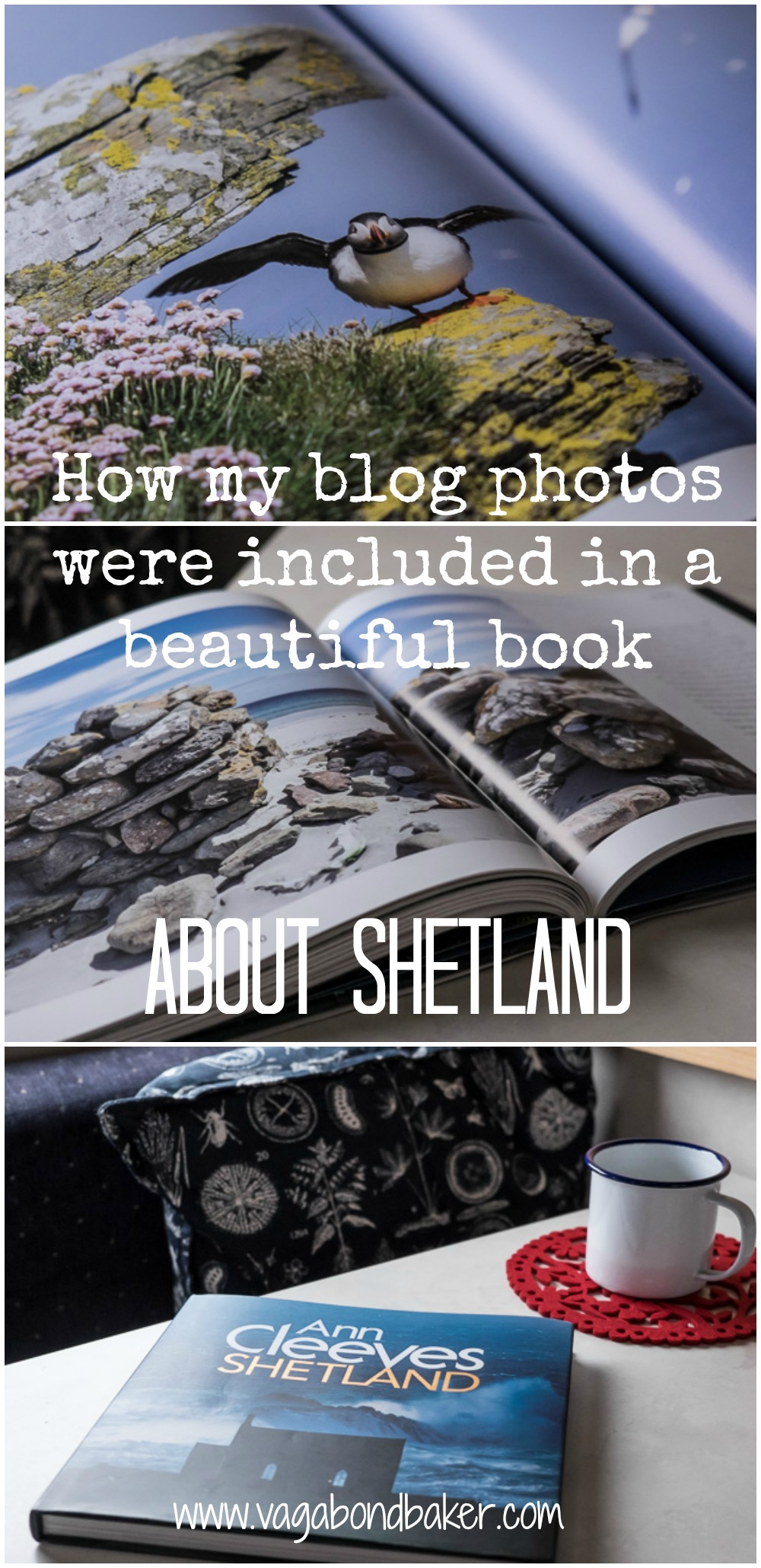 How My Blog Photos Were Included in a Beautiful Book About Shetland