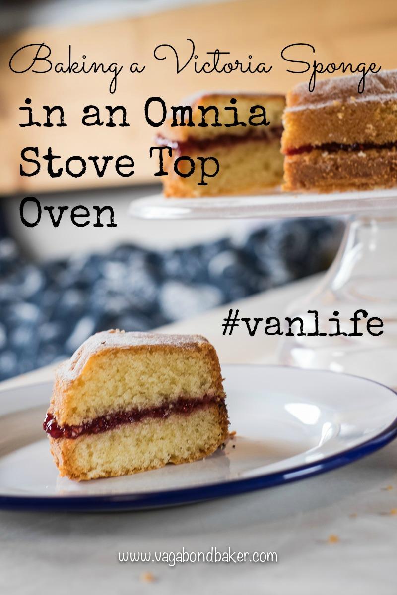 Omnia Oven Victoria Sponge