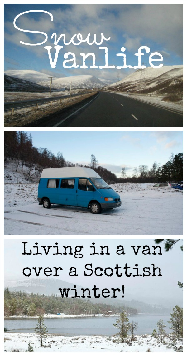 Snow Vanlife