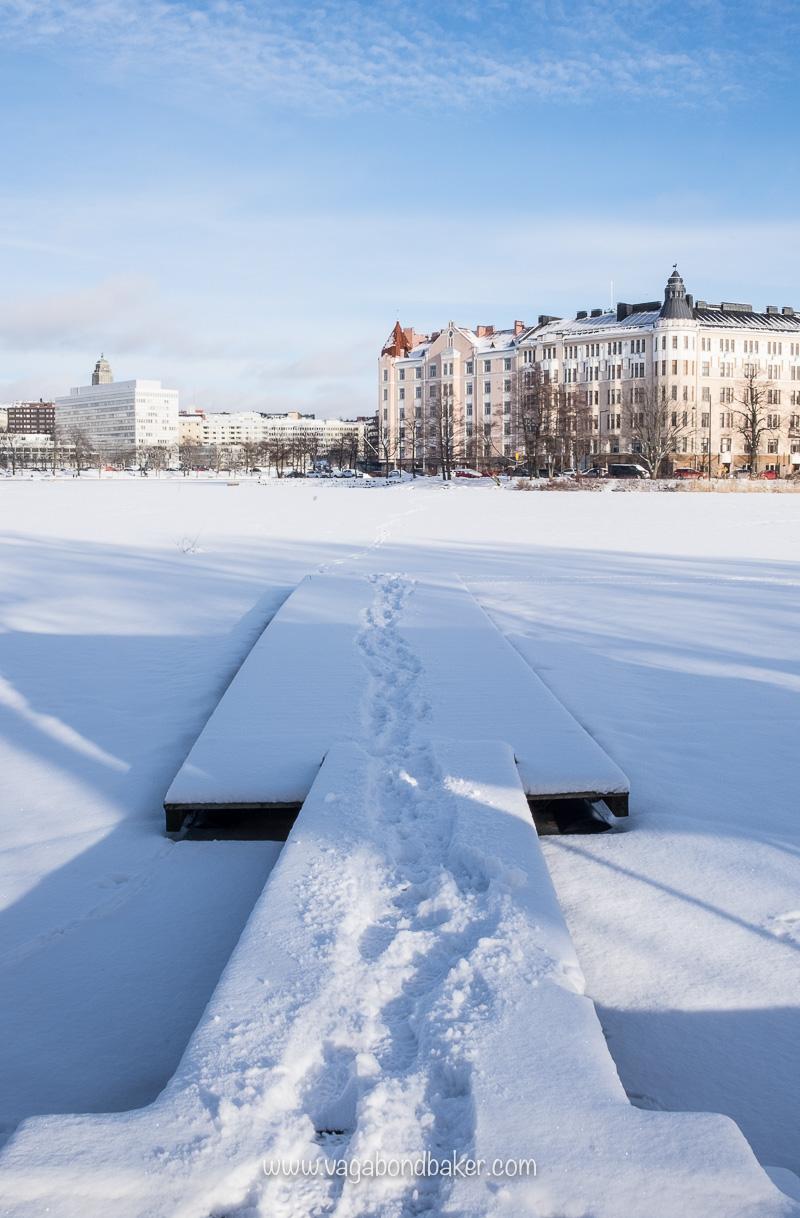 Helsinki Bay Walk