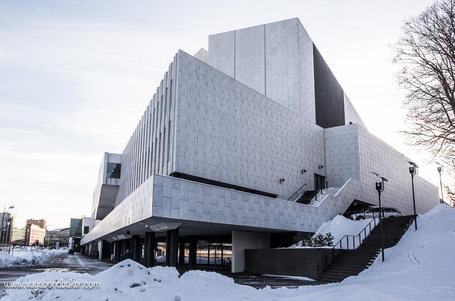 Finlandia Talo, Helsinki