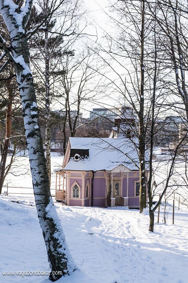 Helsinki Lake Walk