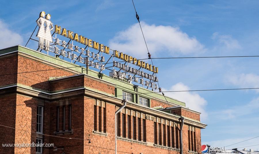 Helsinki Hakaniemen Kauppahalli