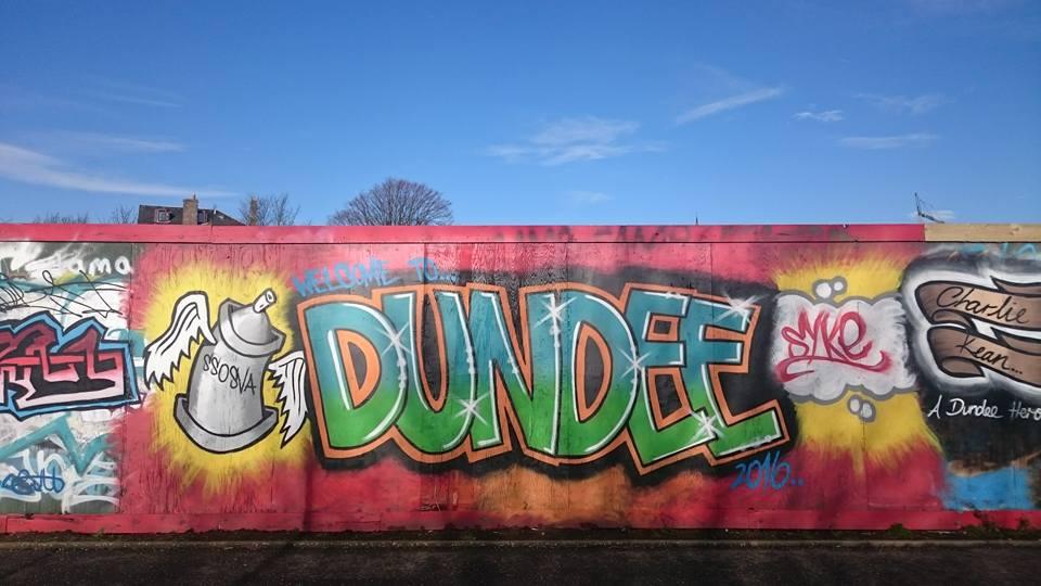 Dundee's First Instameet