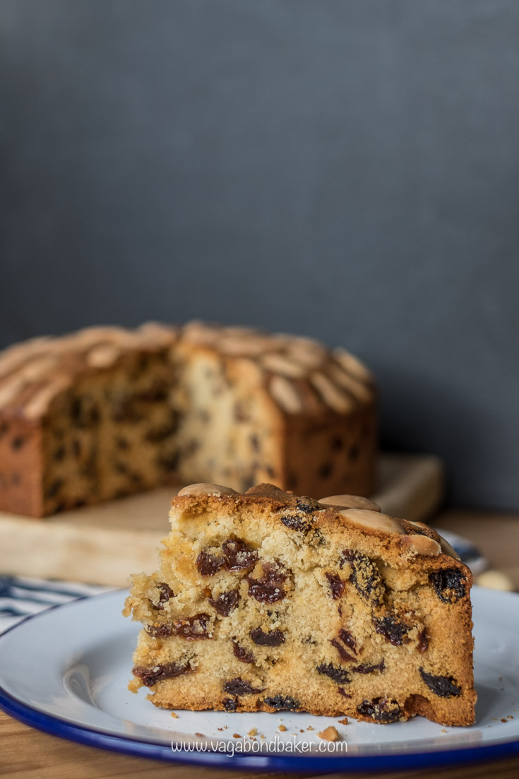 Traditional Dundee Cake