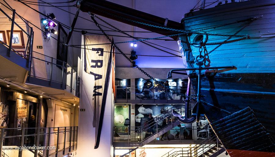 Polarship Fram Museum