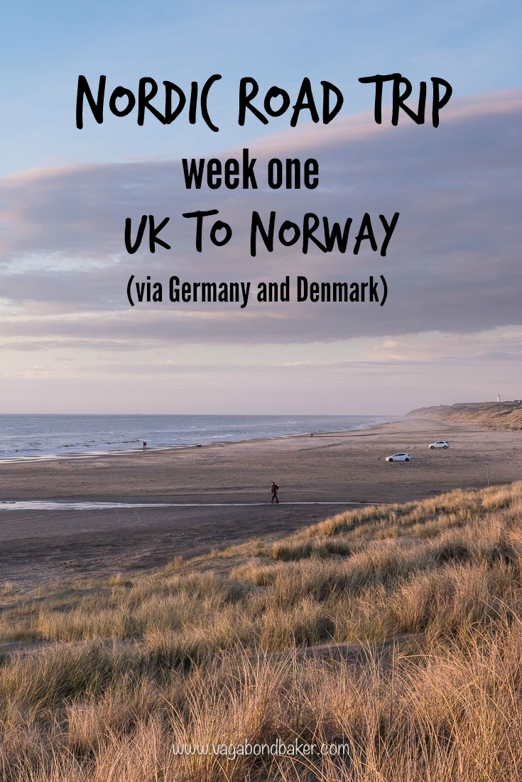 Nordic Road Trip UK to Norway (via Germany and Denmark)