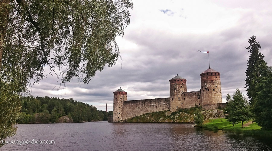 Finland Summer Olavinlinna, Savonlinna