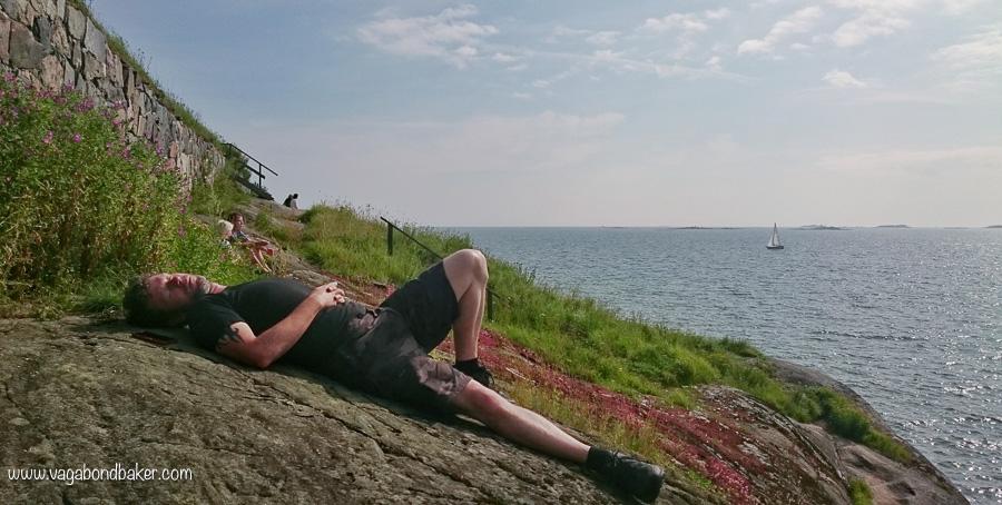 50 Finland Summer Suomenlinna