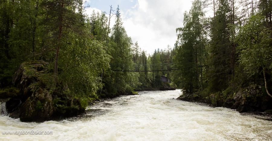 Finland Summer Pieni Karhunkierros