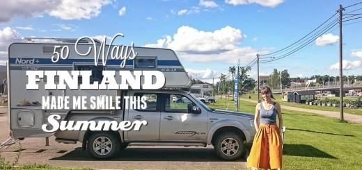 50 Finland Summer Smiles 2016