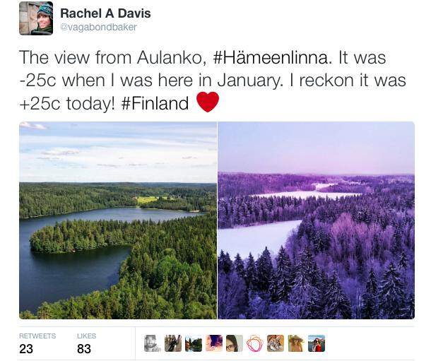Aulanko view, Hämeenlinna