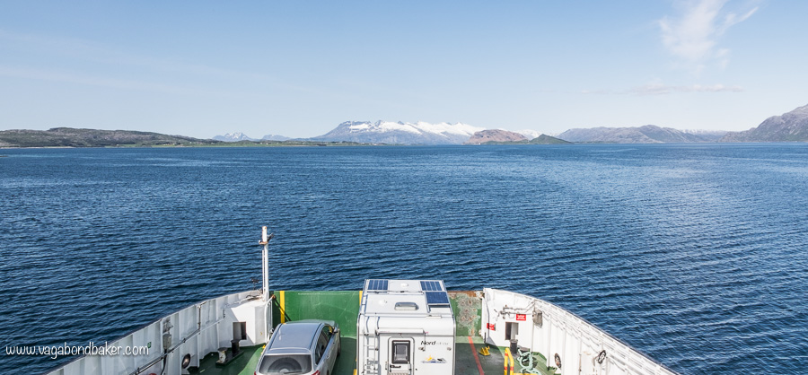 Jaw-Dropping Norway, Forvik Fergeleie    road trip Norway
