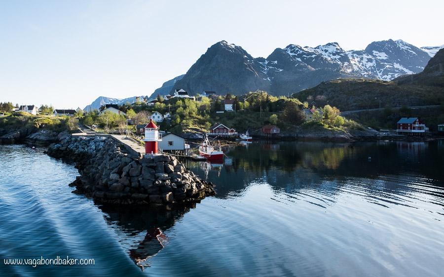 Jaw-Dropping Norway, Moskenes // road trip Norway