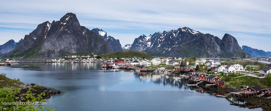 Jaw-Dropping Norway, Reine // road trip Norway